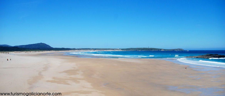 Valdoviño: Playa Frouxeira 1
